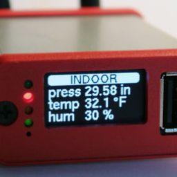Meteobridge Pro weather server